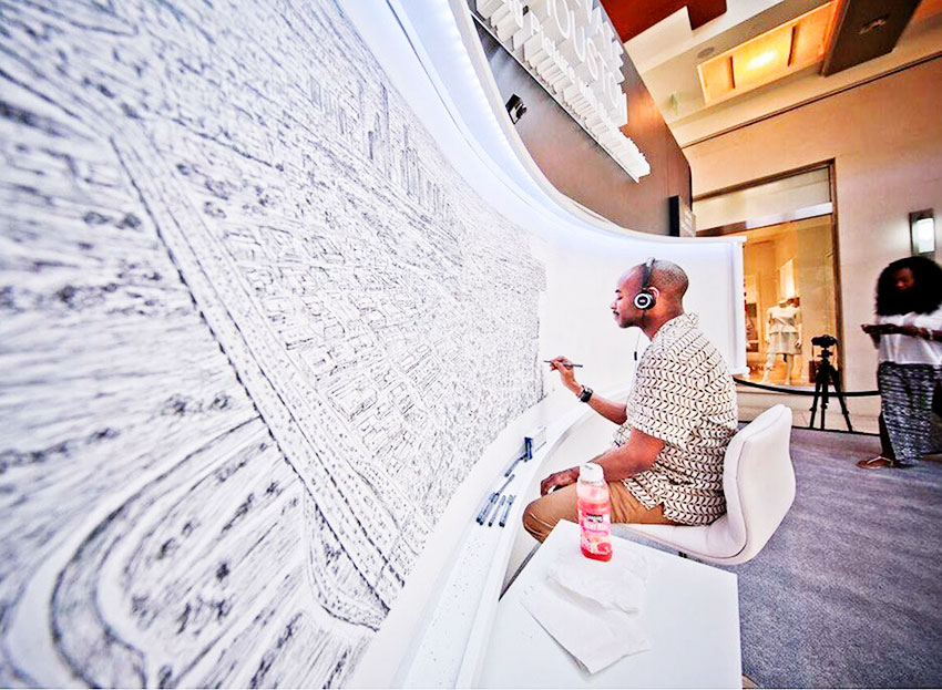 Image of Stephen Wiltshire