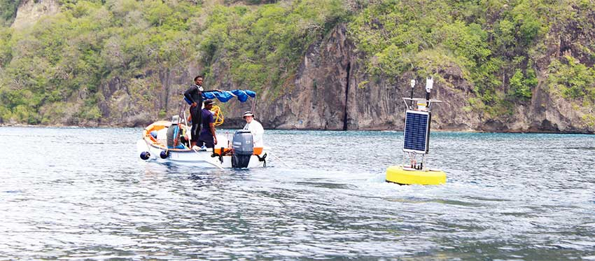 Image: Coral Reef Early Warning System Deployed