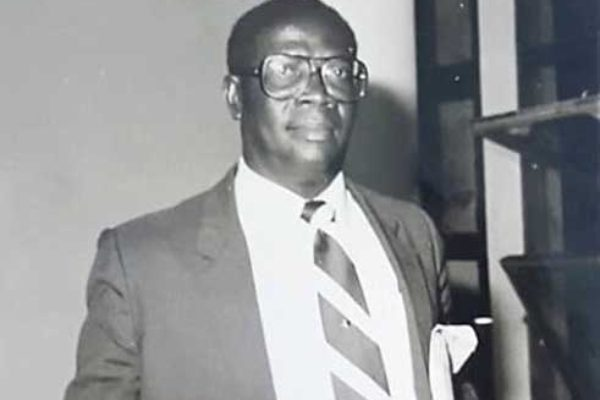 Image of the late Mr Ferdinand Henry
