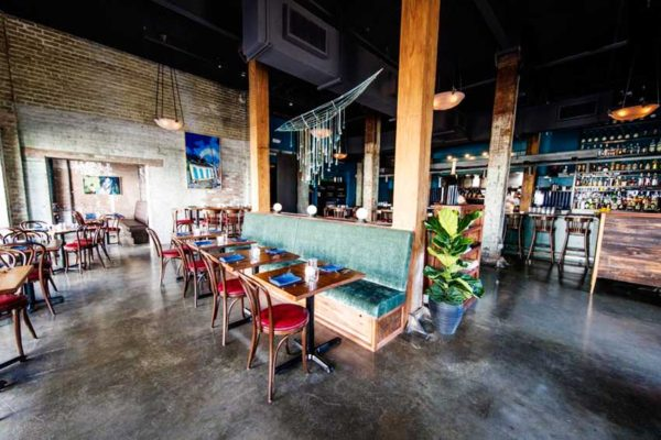 Image of Nina's Award winning New Orleans Bywater American Bistro