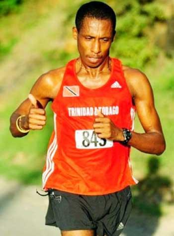 Image: Trinidad and Tobago, Curtis Cox.