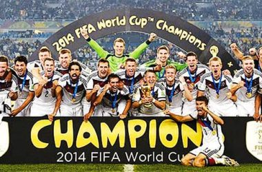 Image of Defending champion Germany will open their campaign versus Mexico on Sunday 17 June