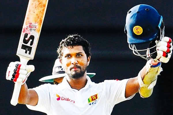 Image of Dinesh Chandimal