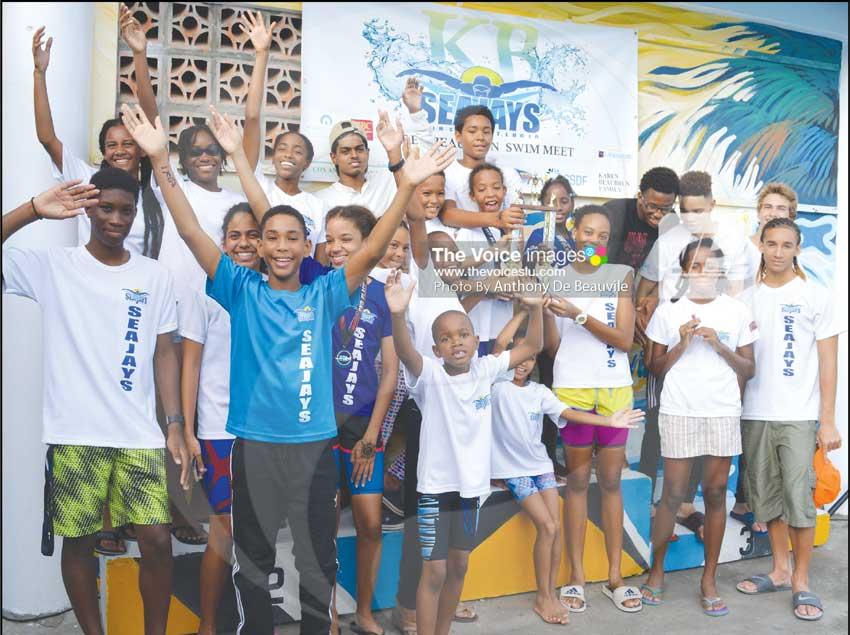 img: Seajays Swim Club to defend Karen Beaubrun championship. (PHOTO: Anthony De Beauville)