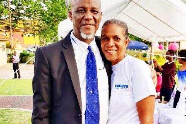 Image of Mayor and Cancer Survivor