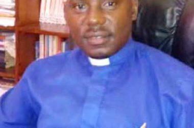 Image of St. Lucia Methodist Superintendent Seth Ampadu.