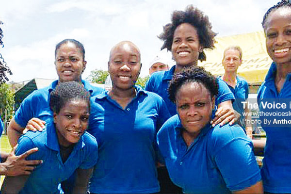 Image: The female team to beat, Body Holiday. (PHOTO: Anthony De Beauville)