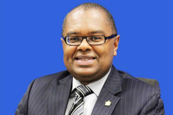 Image of Former Public Utilities Minister Dr James 'Jimmy' Fletcher