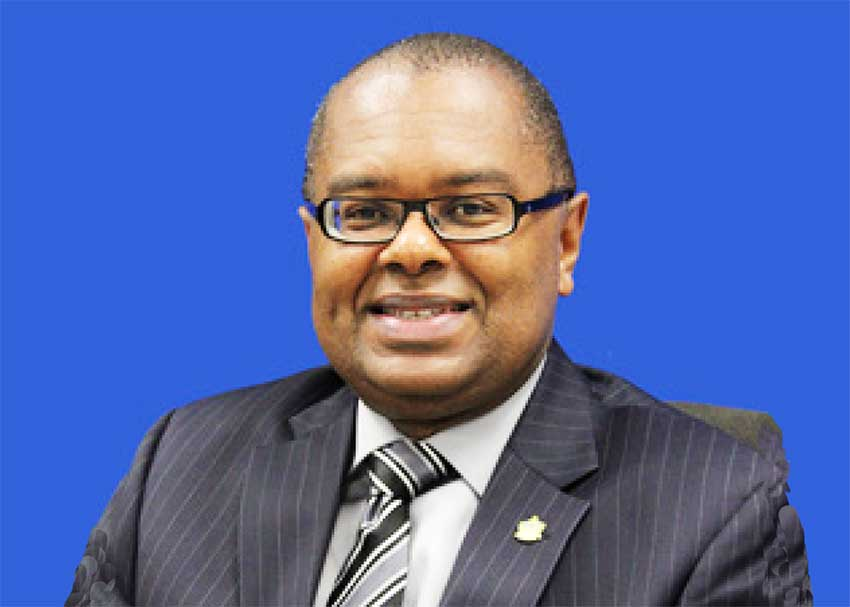 Image of Former Public Utilities Minister Dr James 'Jimmy' Fletcher