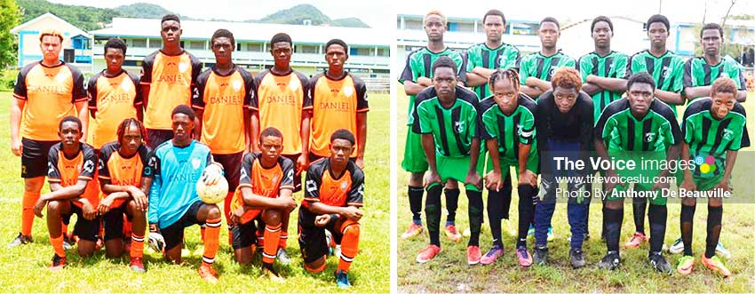 Image: (L-R) GMC United and Big Players FC will clash in quarterfinal matchup(Photo: Anthony De Beauville)