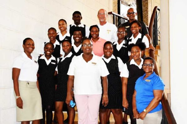 Image of Landings Management, Staff and Students