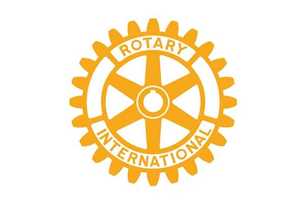 Rotary club of St. Lucia logo