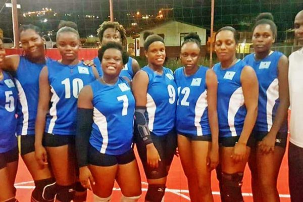 Image: Team Saint Lucia set to return with ECVA Championship. (Photo: SLVA)