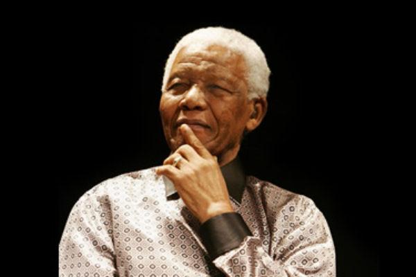 Image of Nelson Mandela