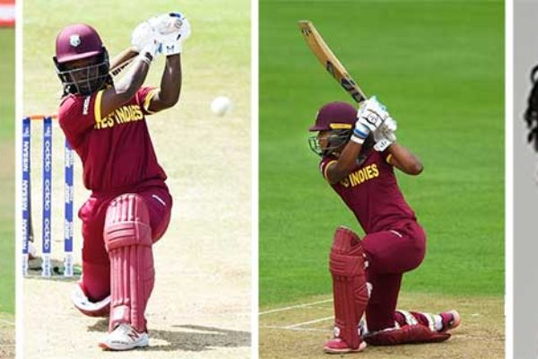 Image: (L-R)Stafanie Taylor, DeandraDottin, Hayley Matthew and Qiana Joseph (Photo: Getty Images/ CWI)