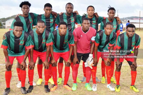 Image: The first time in the 60 plus year history of VSADC, the club did not show up for a match. (PHOTO: Anthony De Beauville)