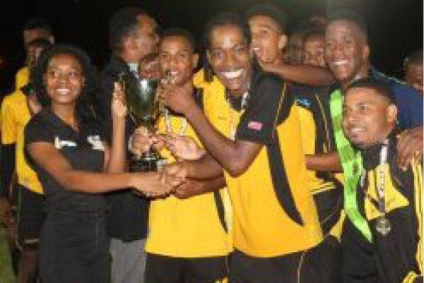 Image of Coconut Bay 2018 SLHTA football champions