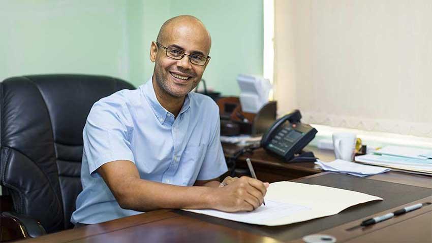 Image of Dr. Dawit Kabiye