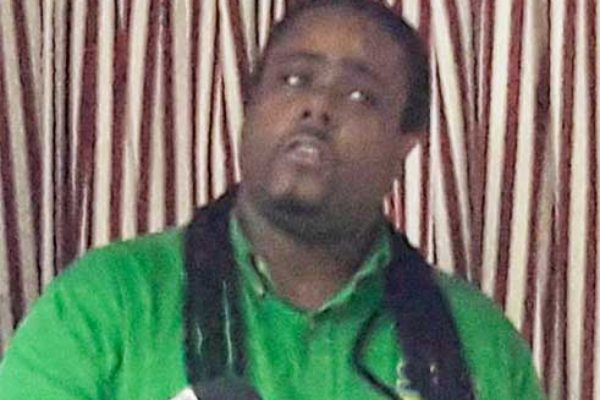Image of SLBS employee Marciano Busby