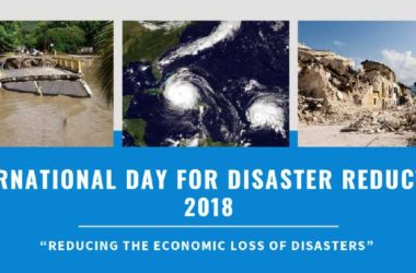 Image: OECS observes International Day for Disaster Reduction 2018