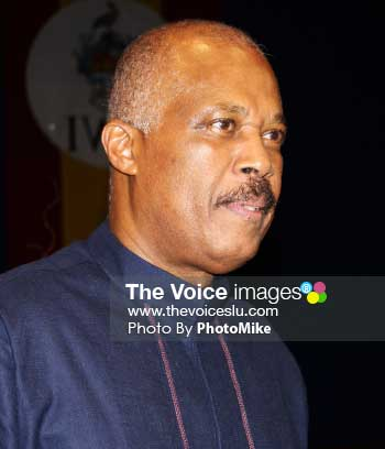 Image of UWI's Vice Chancellor Sir Hilary Beckles (PHOTO: PhotoMike)