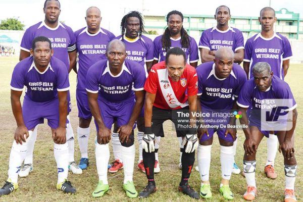 Image: Caribbean Alliance Gold Cup finalist Gros Islet set to play VFN (Photo by Anthony De Beauville)
