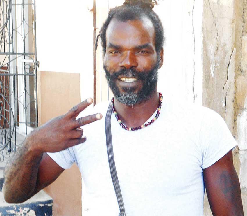 Image of David 'Apa' Charles (PHOTO: Kingsley Emmanuel)