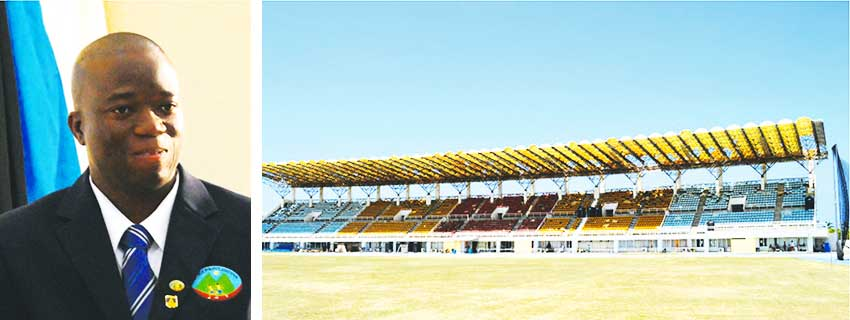 Image of George Odlum Stadium