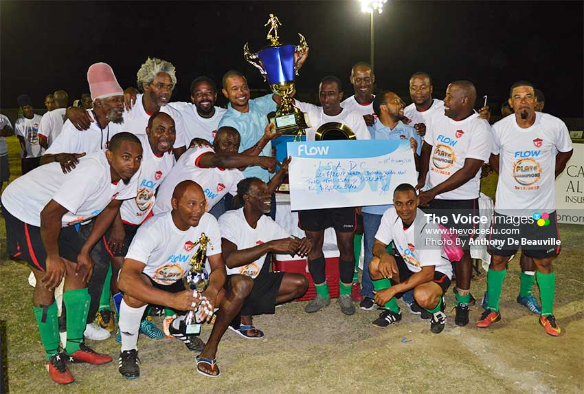 Image of Plate Champions VSADC will take on Island Masters of Canada (Photo: Anthony De Beauville)