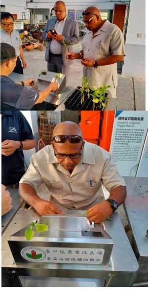 Workshop in Taiwan