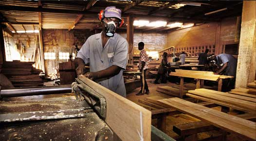 Local Furniture Manufacturers Explore Dominica Market