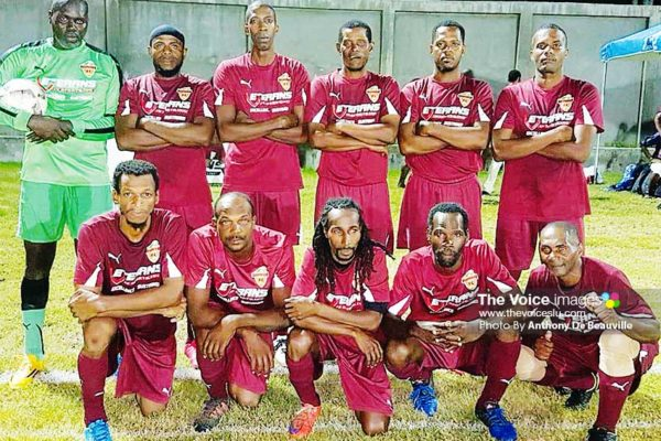 Image: Defending champions Soufriere continue their unbeaten run. (PHOTO: Anthony De Beauville)