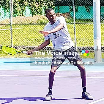 Image of Tjimon Louisy. (PHOTO: Anthony De Beauville)