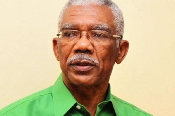 Image of Guyanas President, David Granger