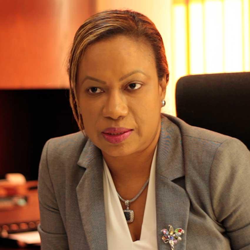 Image of Sunita Daniel - CEO - Export Saint Lucia