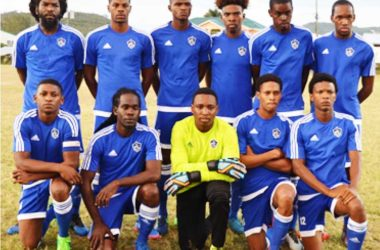 Image of Defending champions Platinum FC
