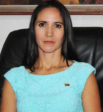 Image of Venezuelan Ambassador Leiff Escalona