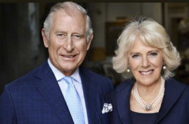Image of Prince Charles and The Duchess of Cornwall.