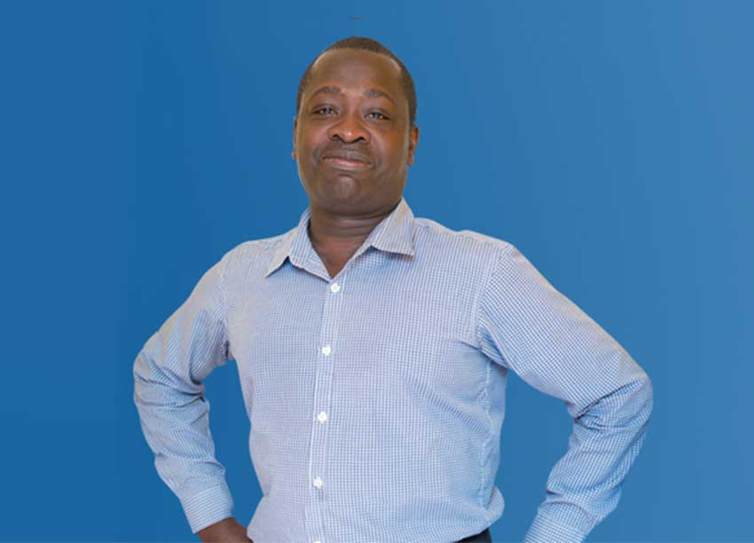 Image of Veteran Journalist/Broadcaster Timothy Poleon
