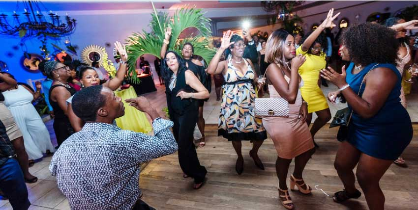 Image: A soca dance party followed the award presentations. (PHOTO: Belle Portwe)