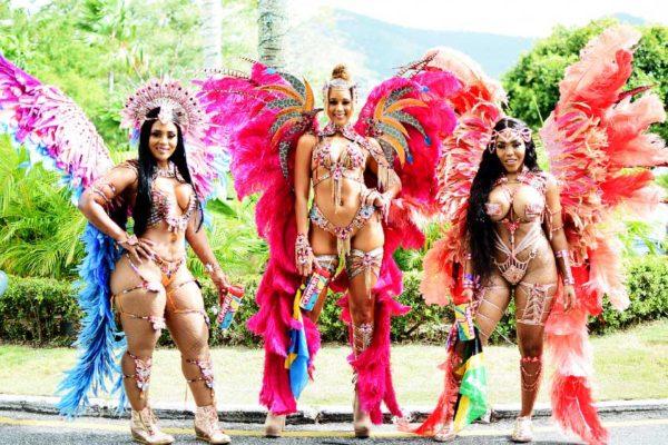 Image: Campari is making its presence felt at the region's best carnivals.