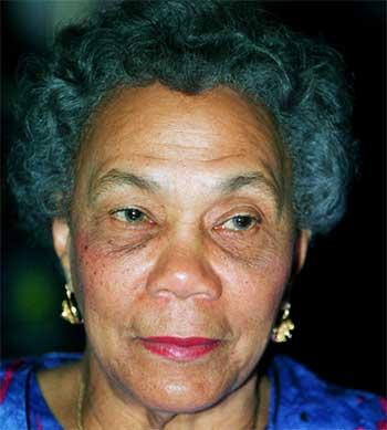 Image of Dame Eugenia Charles