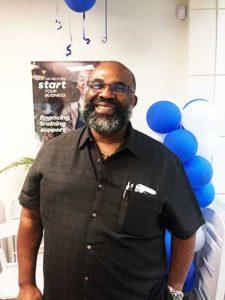 Image of Errol Le Blanc, Managing Director of UNICOMER Caribbean South Sub-Region.