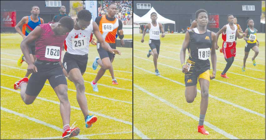 SPORTS RUNNERS TRACK AND FIELD