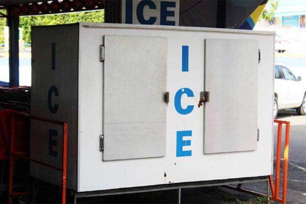 Image of an ice machine