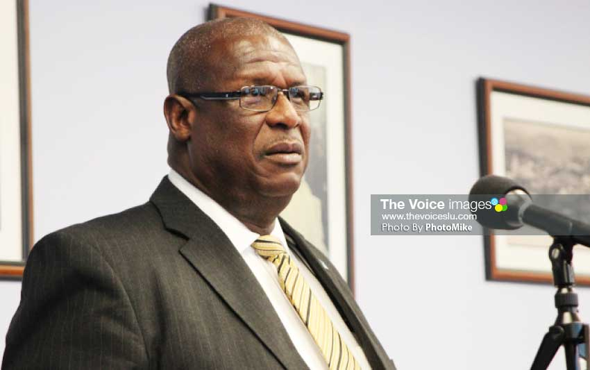 Image of Labour Minister Stephenson King (PHOTO: PhotoMike]