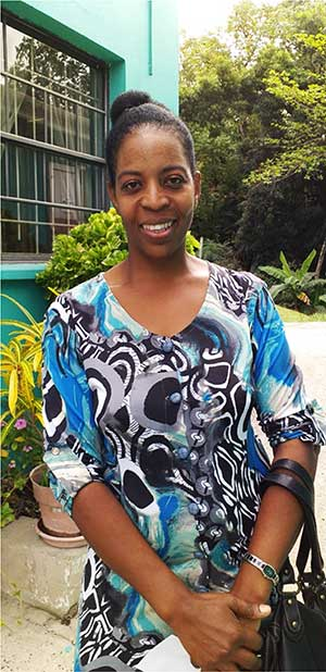 Image of Marcia Philip