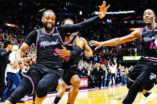 Image of the Miami Heat