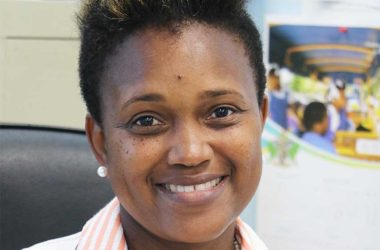 Image of Mrs. Diane Felicien, Consultant to the National Volunteer Programme