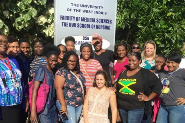 Image: Nurses from five Caribbean countries are now better trained to provide care to children with cancer or other blood disorders.